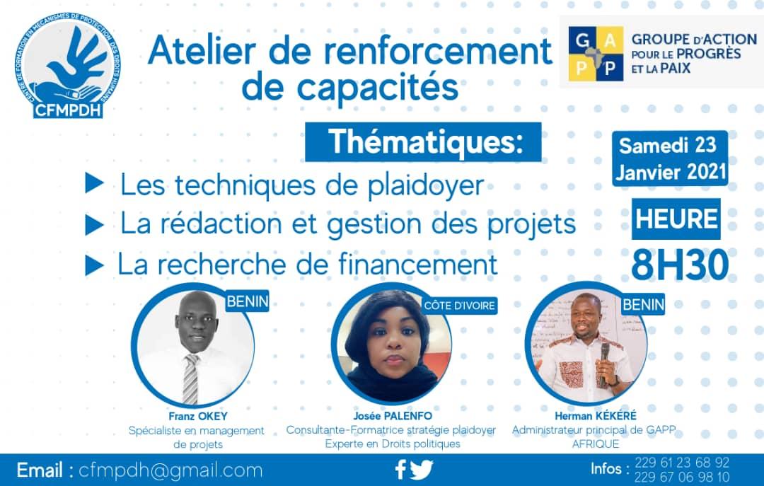 Formation Recherche Financement OSC